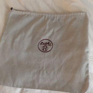 Hermes dust bag